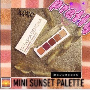 ✨🅱️🅾️G🅾️✨🌅Natasha Denona SUNSET Palette